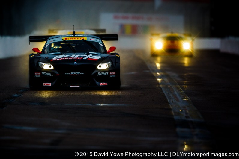 #32 Turner Motorsport BMW E89 Z4 GT3 (St. Petersburg, Florida, USA)