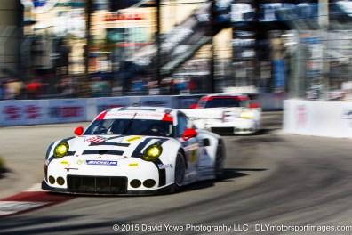 #911 Porsche North America Porsche 911 RSR (Long Beach, California, USA)