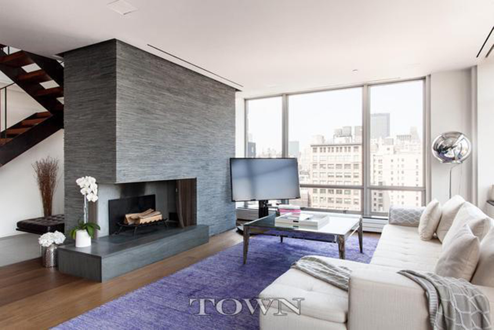 Inside The Glam NYC Rental That Katie Holmes Calls Home