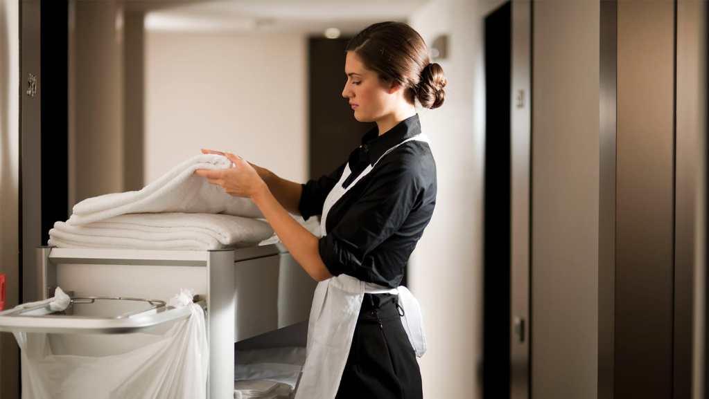 Уборка гостиниц и баз отдыха