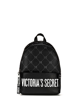 Fashion Backpacks   Mini Backpacks   Victoria s Secret VS Monogram Small City Backpack