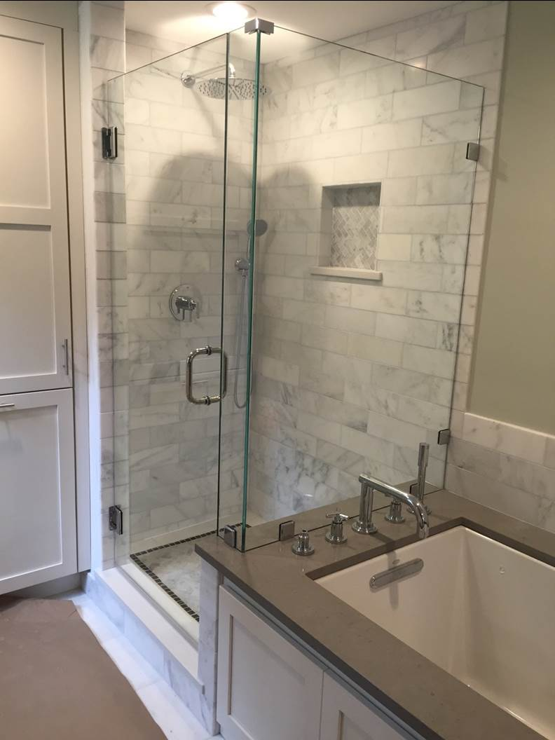 Shower Door Sizes Custom Options From Glass Doctor