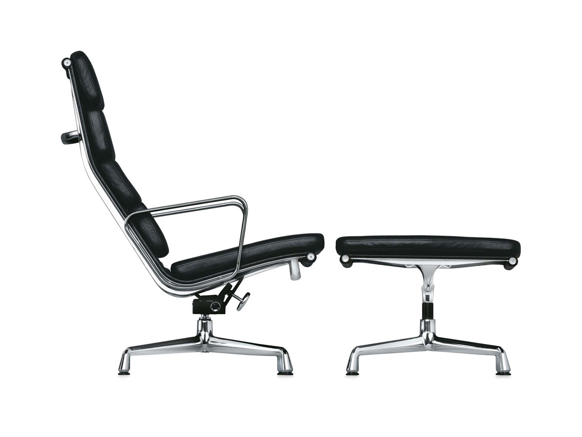 Buy The Vitra Eames Ea 222 Soft Pad Chair At Nest