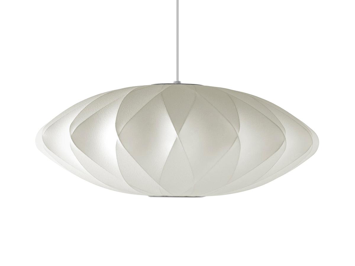 Buy The Herman Miller George Nelson Bubble Crisscross Saucer Pendant Lamp Medium At