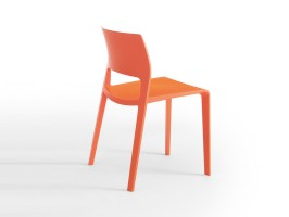 Buy the Arper Juno Chair with Open Backrest at nest.co.uk