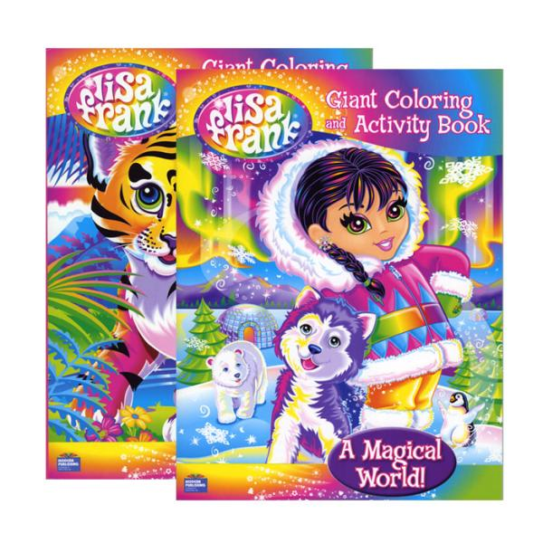 LISA FRANK COLORING PAGES ONLINE Free Coloring Pages
