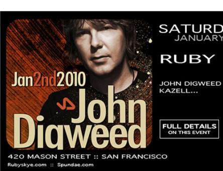 John Digweed @ Ruby Skye