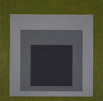 Josef Albers, Homage to the Square (733), 1965