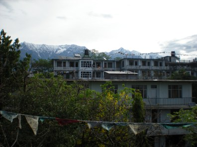 The College for Higher Tibetan Studies in Himachal Pradesh, India.
