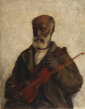 William Henry Huddle, Old Slave, 1889, Dallas Museum of Art, The Karl and Esther Hoblitzelle Collection, gift of the Hoblitzelle Foundation
