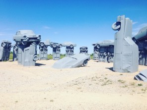 Carhenge in Alliance, NE