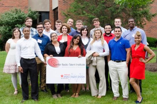 Confer Radio Class of 2014