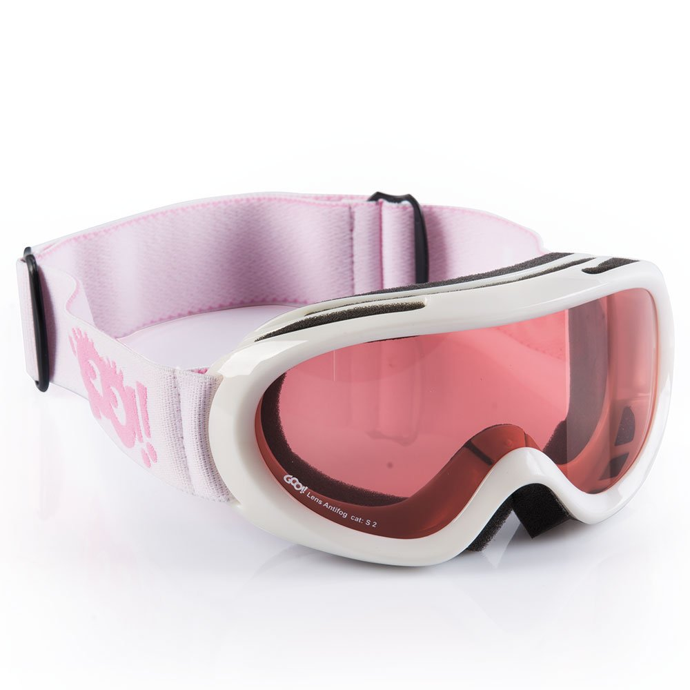 Ochelari schi fete alb cu roz dmailshop for Mediashopping auto