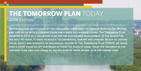 Website art The Tomorrow PLan Today 2016 Edition