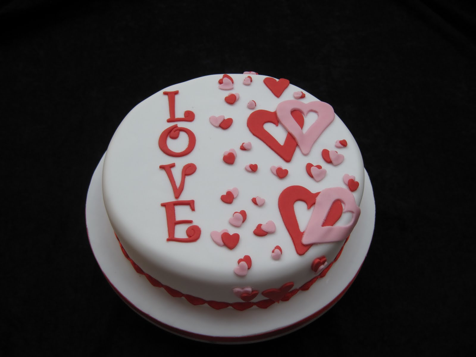 Keep Calm And Eat Cake Valentines Ideas