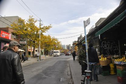 CITY TRAVELS: TORONTO   An afternoon down at Kensington Market.