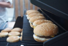 HOME COOKING   Whip up some burgers on the grill during a nice spring or hot summer day!