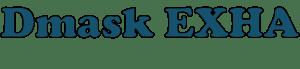Tapabocas de tela reutilizable Dmask EXHA Blanco Tallas