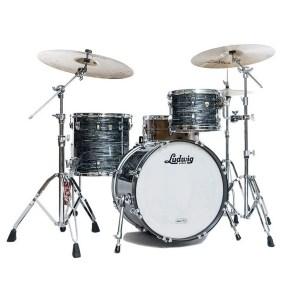 Ludwig Classic Maple drum kit - Vintage Black Oyster