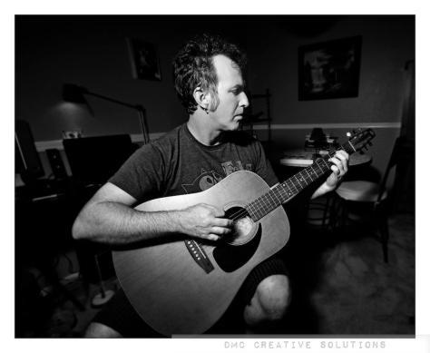 Phil Plays Guitar