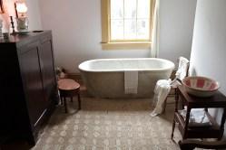 Bathtub in Plantation Home