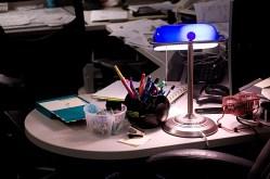 Employee's Desk
