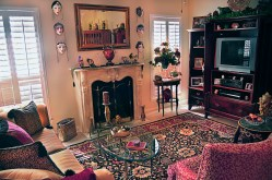Townhouse Livingroom