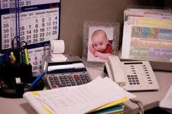 Worker's Desk