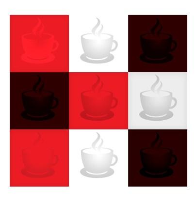 Pop Coffee Cups