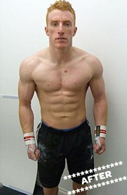Ian Malarkey After DMC Fitness Personal Training