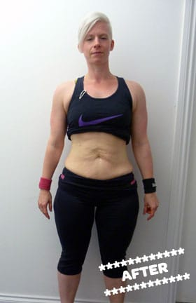 Fiona Flynn After DMC Fitness Personal Training