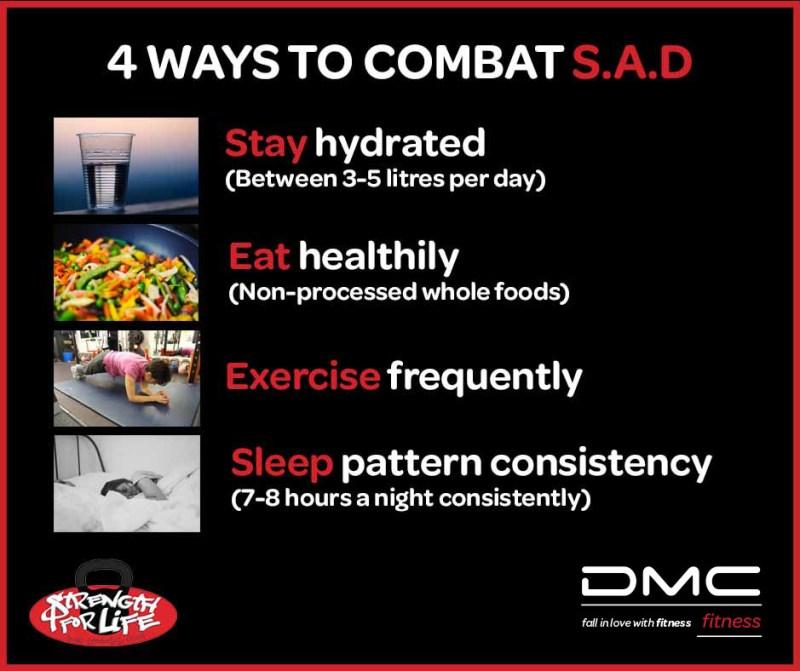 4 Ways to combat SAD