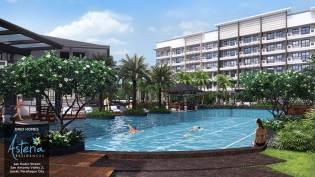Asteria Residences Pool