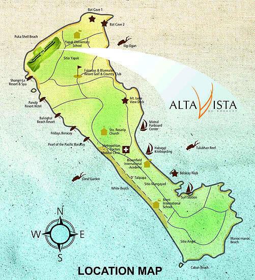 avb location map