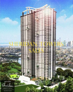 sheridan towers building facade