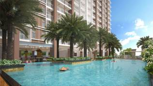 SORREL RESIDENCES LAP POOL