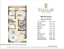 STELLAR PLACE 3BR