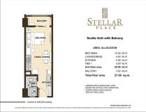 STELLAR PLACE STUDIO UNIT