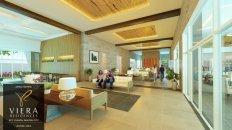 VIERA RESIDENCES lounge area