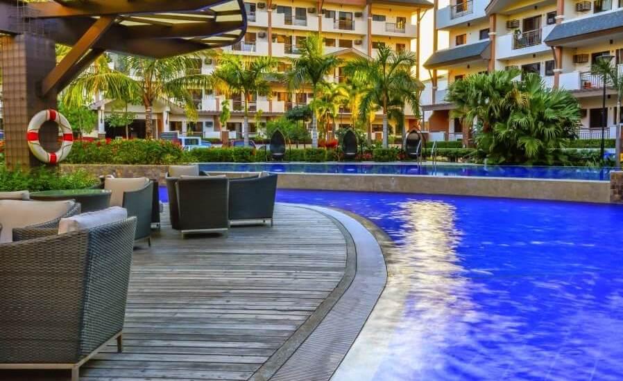 iena Park Residences Pool Deck