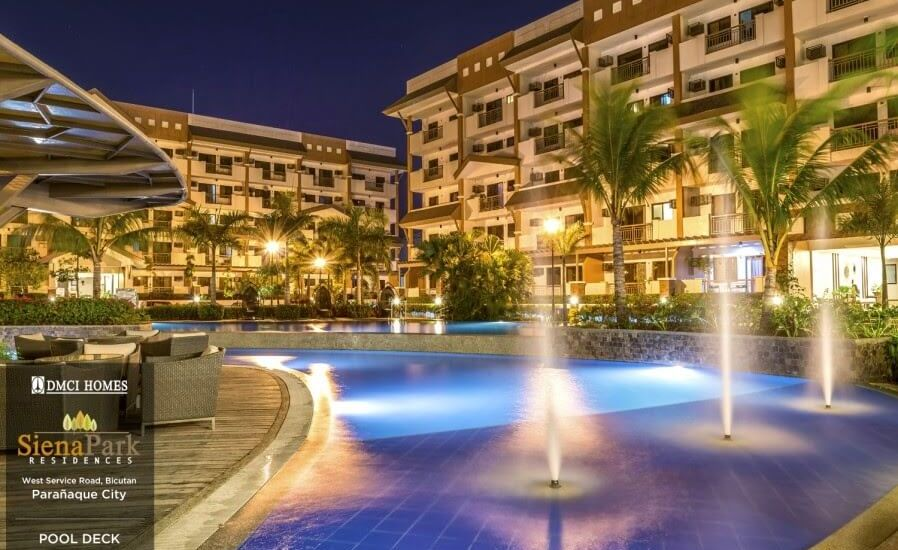 Siena Park Residences Water Features (1)