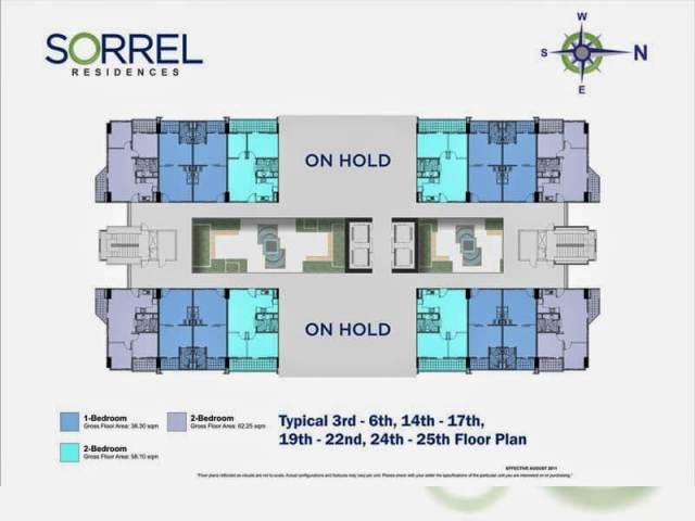Sorrel Floor Layout DMcI
