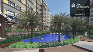 Alea Residences Lounge Pool