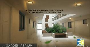 Garden Atrium in Infina by DMCI