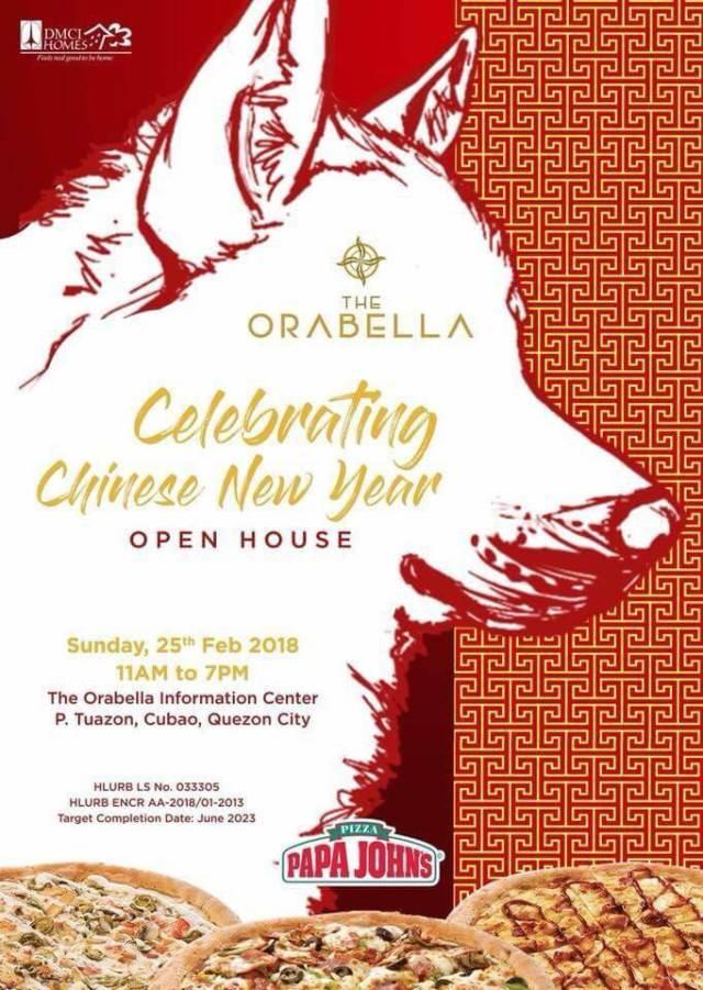 The Orabella Openhouse 2018