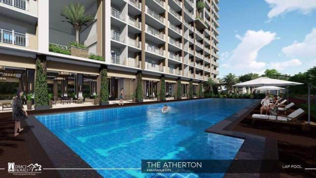 Atherton Swimming Pool