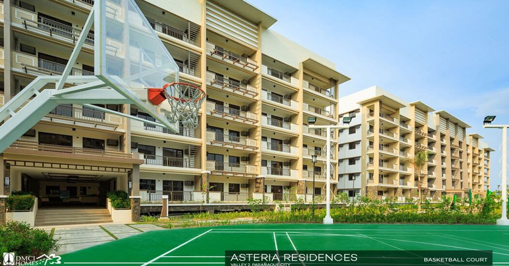 Asteria Residences - Basketball Court-large
