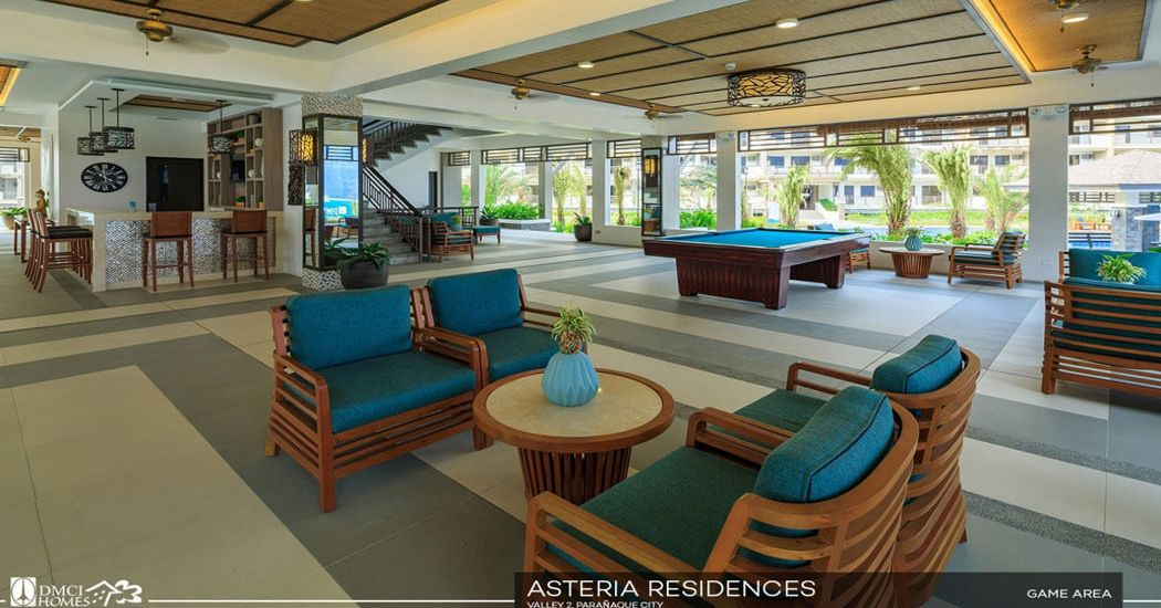 Asteria Residences - Game Area-large