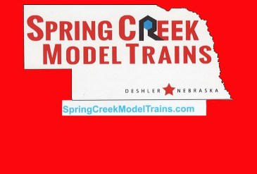 DMC at Spring Creek Model Trains Annual Show – June 29/30
