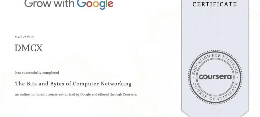 Google IT Certification Part II
